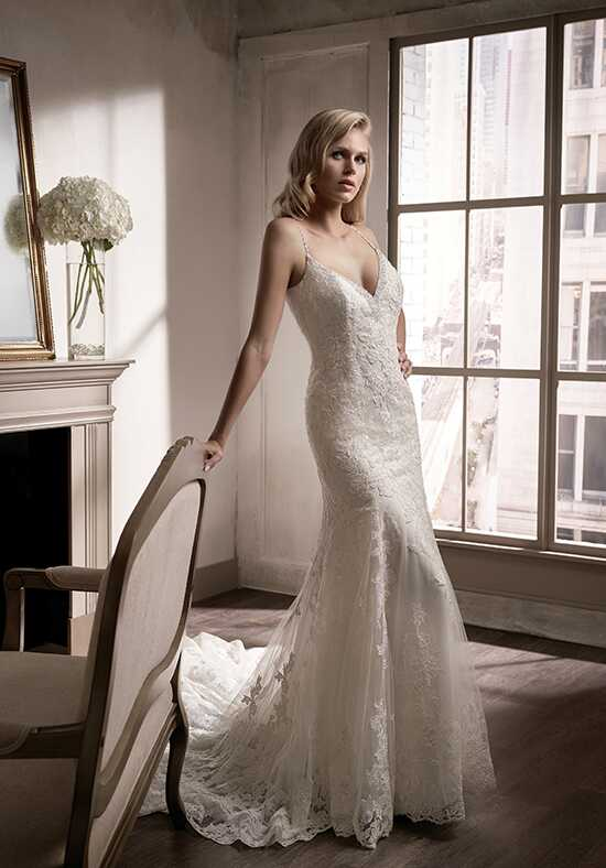 Jasmine Couture T192004 Mermaid Wedding Dress