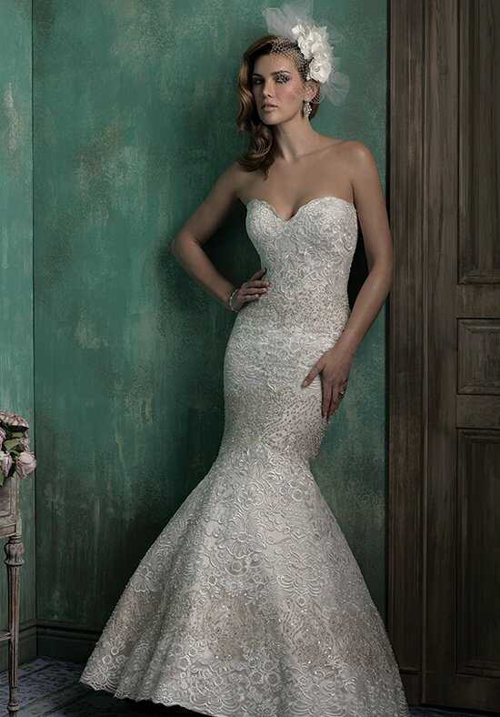 Allure Couture C351 Mermaid Wedding Dress