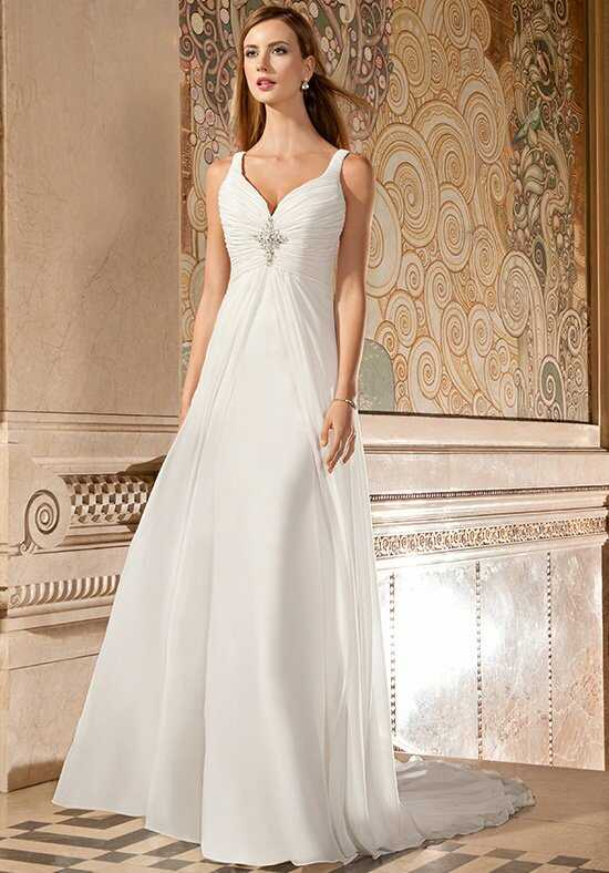 Demetrios 3216 A-Line Wedding Dress