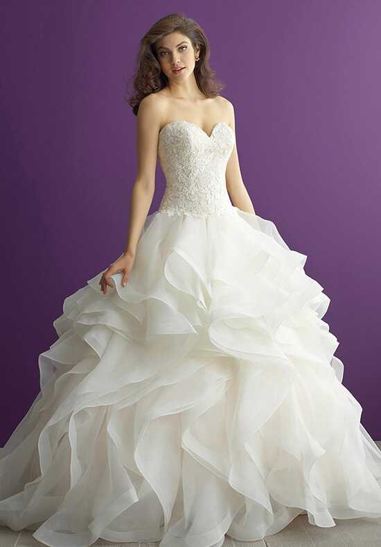 Allure Romance 2957 Ball Gown Wedding Dress
