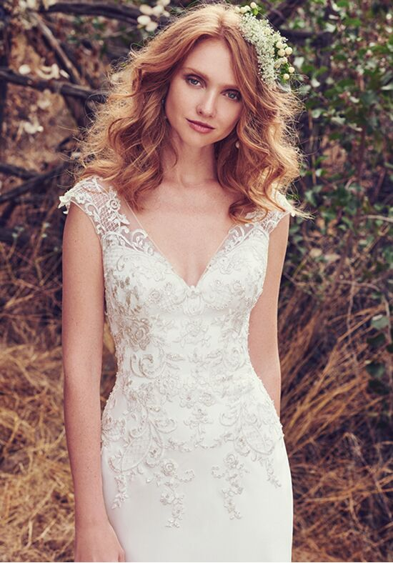 Maggie Sottero Estelle Sheath Wedding Dress