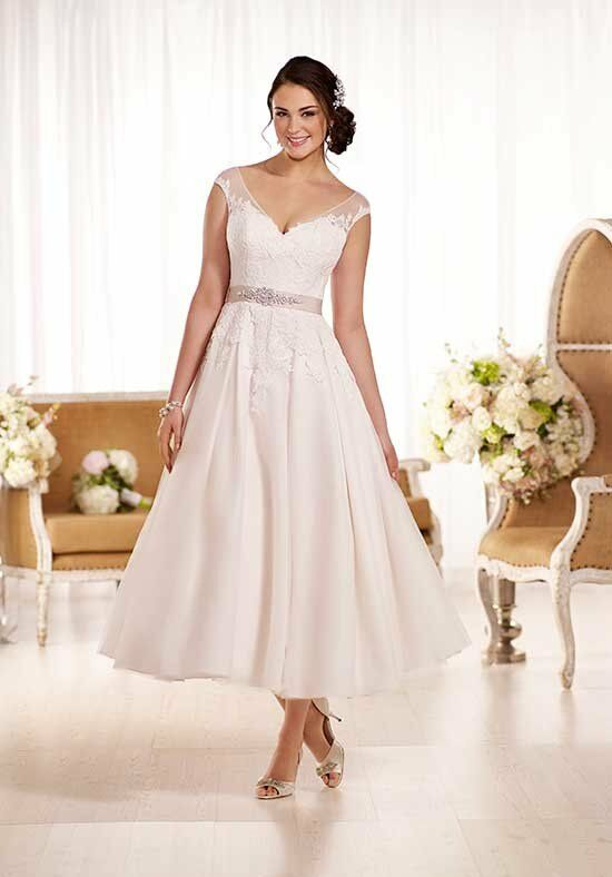 Cream Informal Wedding Dresses
