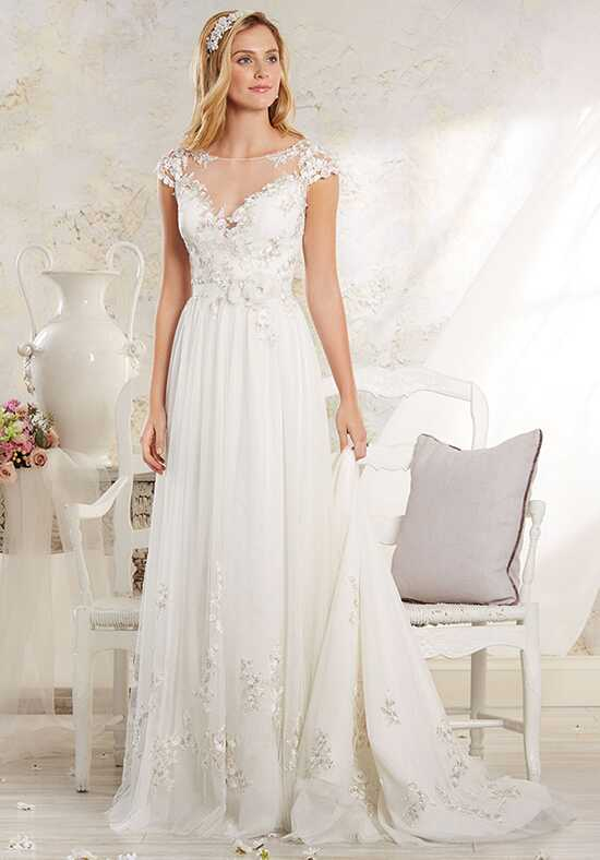 Alfred Angelo Modern Vintage Bridal Collection 8545 A-Line Wedding Dress
