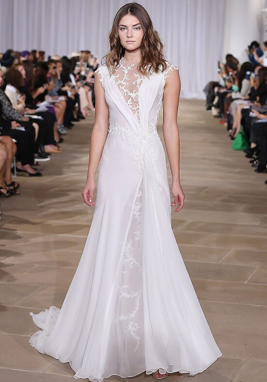 Ines Di Santo Nera Sheath Wedding Dress