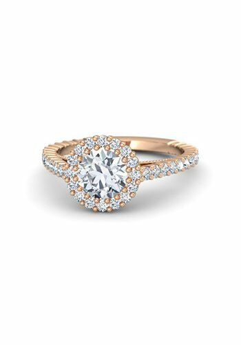 Gemvara Customized Engagement Rings Raquel Ring Engagement Ring The Knot