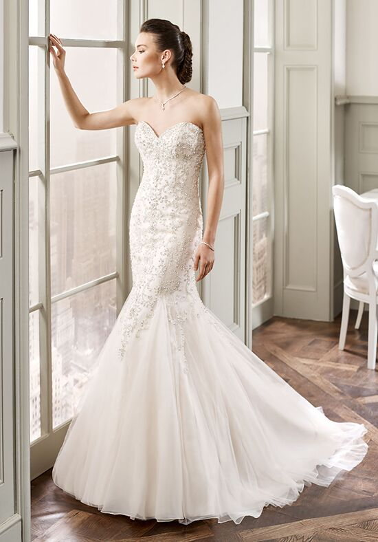 Eddy K CT151 Mermaid Wedding Dress