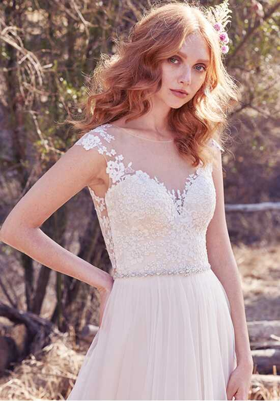 Maggie Sottero Sonja A-Line Wedding Dress