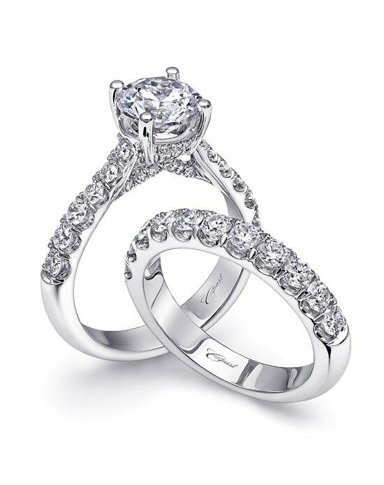 Coast Diamond Charisma Collection - LS10170 & WZ5001H Engagement Ring photo
