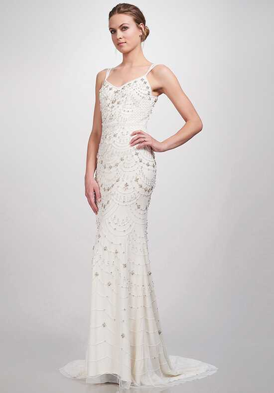 THEIA Astrid Sheath Wedding Dress