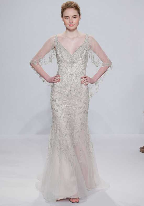 Randy Fenoli 3420 - Madeline Sheath Wedding Dress