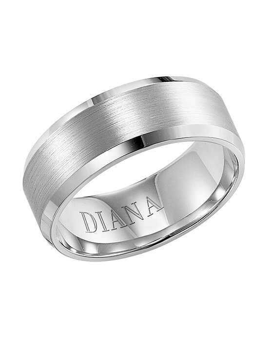 Diana 11-N7624W-G.00 Gold Wedding Ring