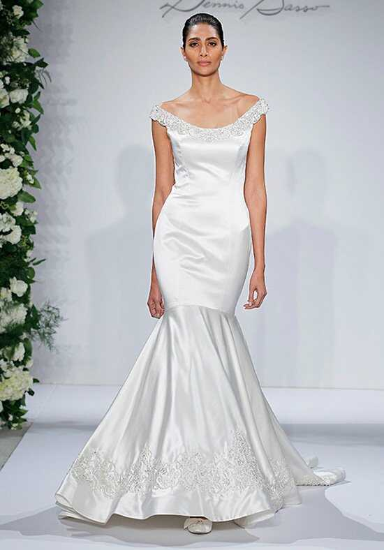 Dennis Basso for Kleinfeld 14039 Mermaid Wedding Dress