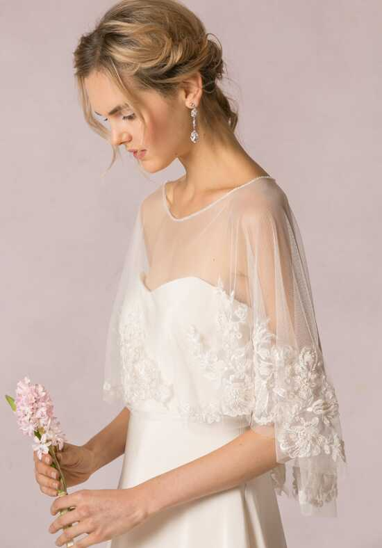 Jenny Yoo Collection Ophelia Capelet Wedding Dress