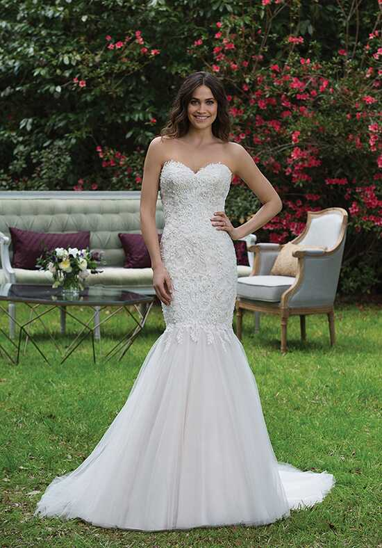 Sincerity Bridal 3944 Mermaid Wedding Dress