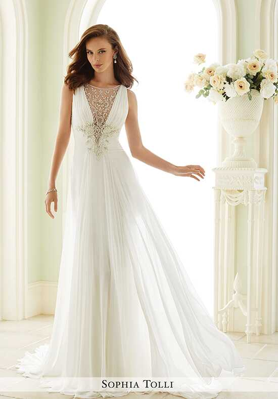 Sophia Tolli Y21667 Lucia A-Line Wedding Dress