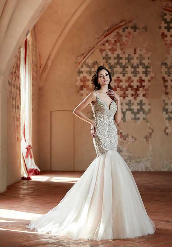 Eddy K CT173 Mermaid Wedding Dress