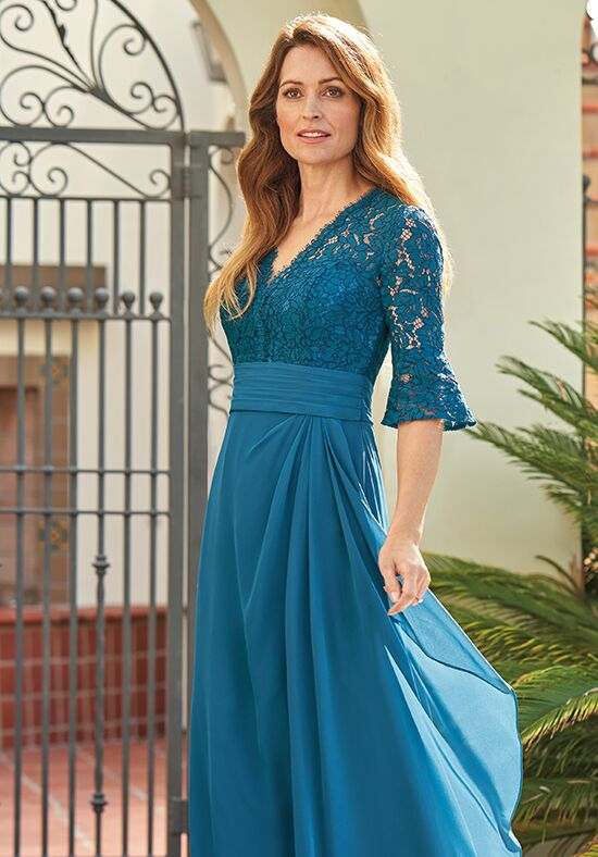 Jade J205062 Blue Mother Of The Bride Dress