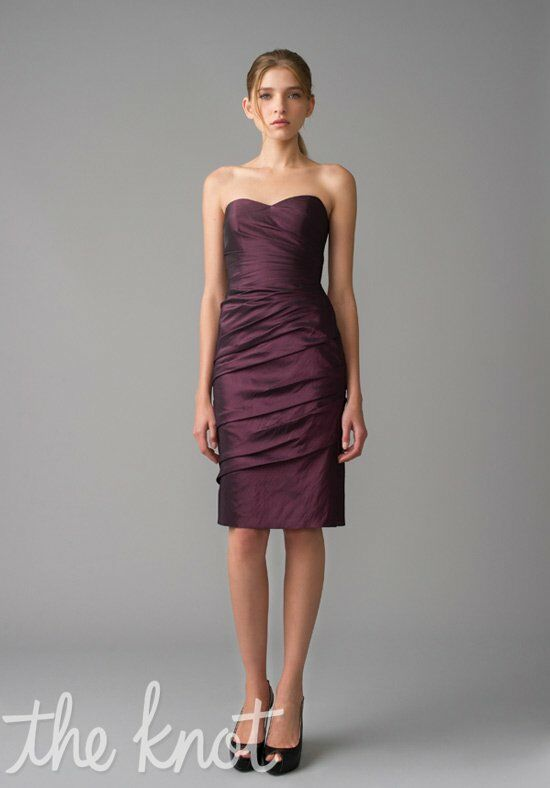 Monique Lhuillier Bridesmaids 450010 Strapless Bridesmaid Dress