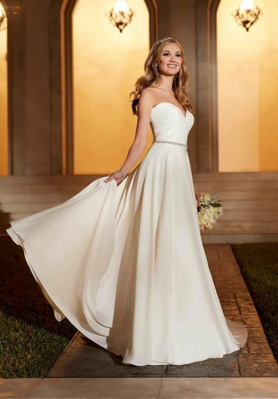 2469cff05b84 Stella York Wedding Dresses | The Knot