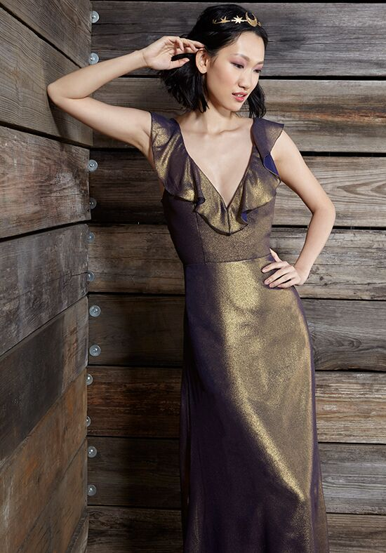 Ivy & Aster Bridesmaids Goldie V-Neck Bridesmaid Dress