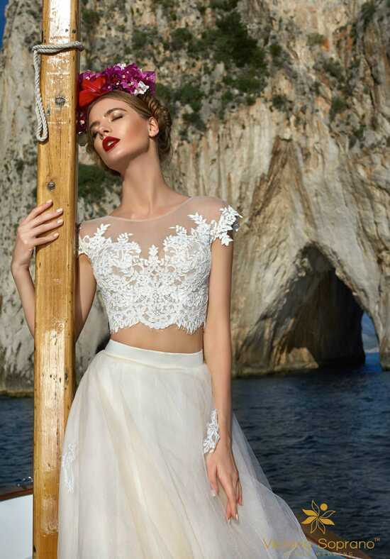 Capri Sandra A-Line Wedding Dress