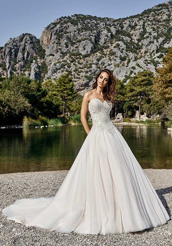 Eddy K Sicily Ball Gown Wedding Dress