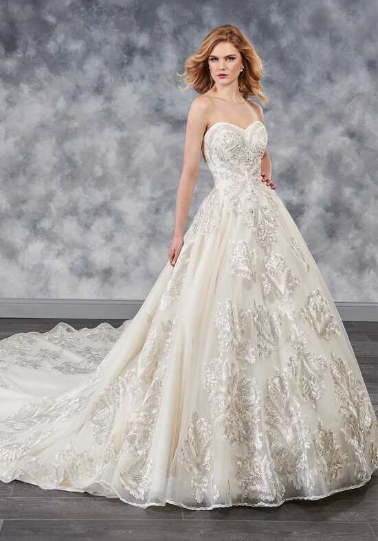 Mary's Bridal Couture d'Amour MB4039 Ball Gown Wedding Dress