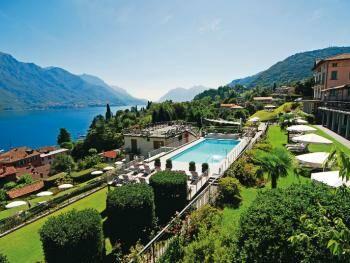 Annijamila qvist and alberto tatti 39 s wedding website - Lac de come hotel ...