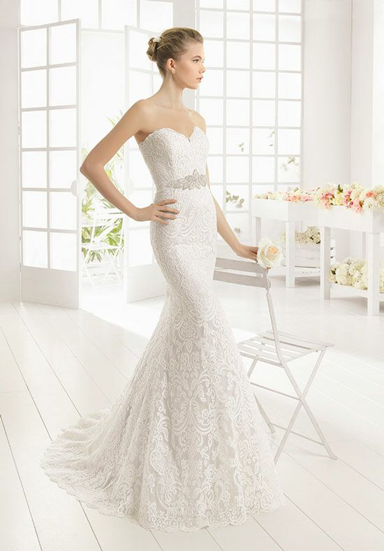 Aire Barcelona MALENA Mermaid Wedding Dress
