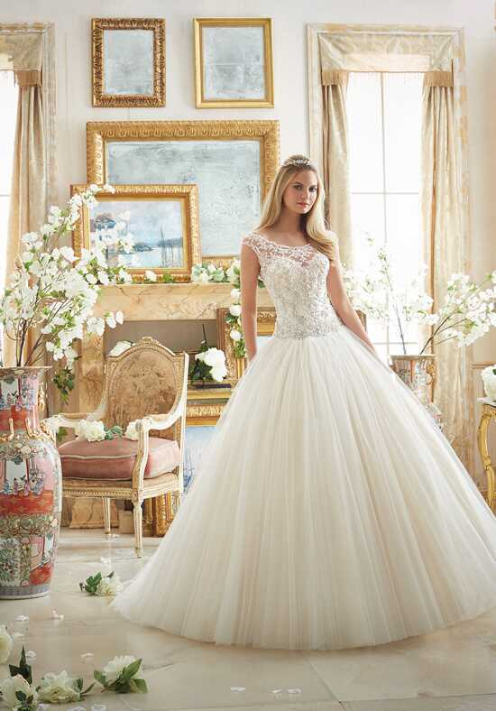 Morilee by Madeline Gardner 2884 Ball Gown Wedding Dress