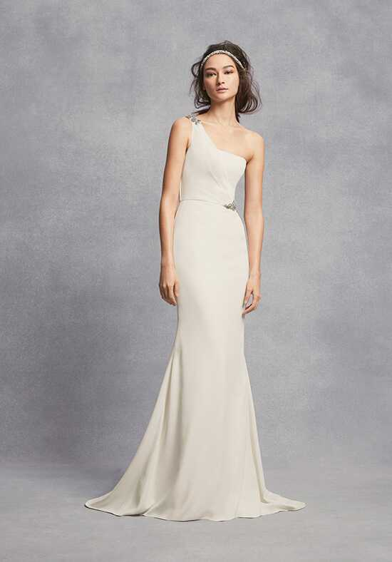 White by Vera Wang White by Vera Wang Style VW351434 Sheath Wedding Dress