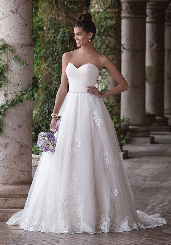 Sincerity Bridal 4036 Ball Gown Wedding Dress
