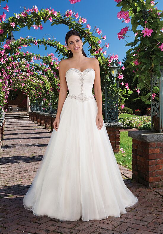 Sincerity Bridal 3922 Ball Gown Wedding Dress