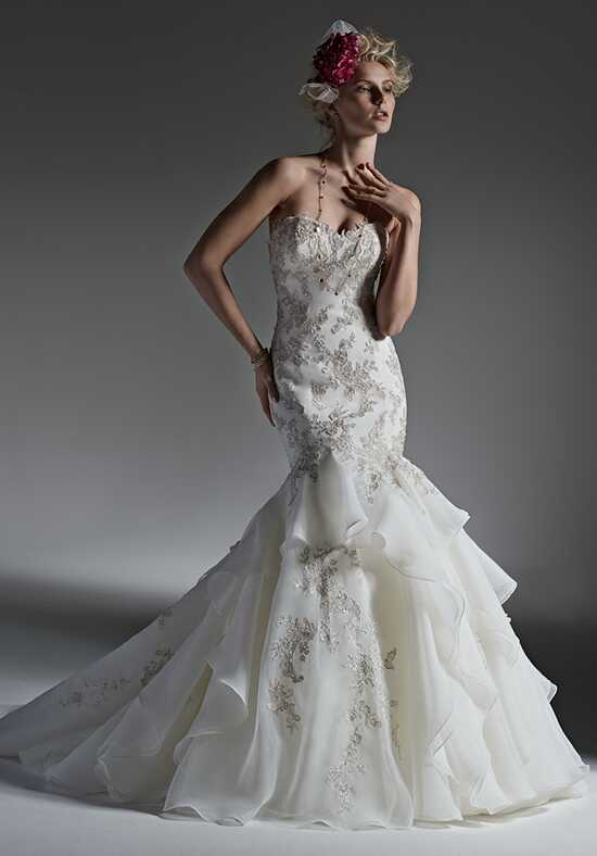 Sottero and Midgley Maky Mermaid Wedding Dress