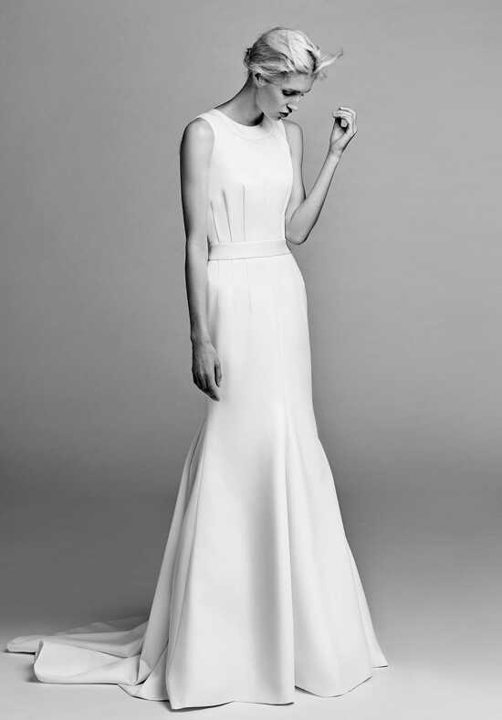 Viktor&Rolf Mariage Open Back Mermaid Dress Mermaid Wedding Dress