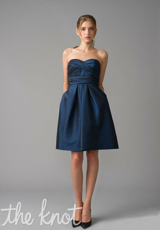 Monique Lhuillier Bridesmaids 450009 Strapless Bridesmaid Dress