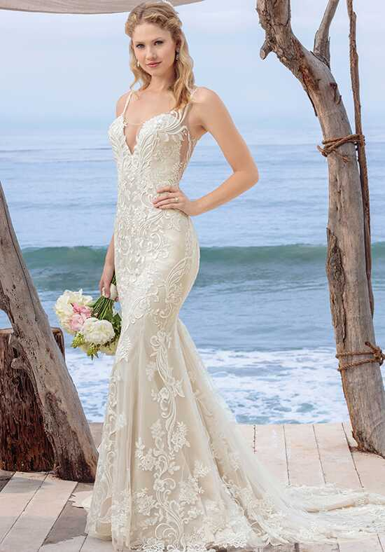 Beloved by Casablanca Bridal BL260 Shipley Mermaid Wedding Dress