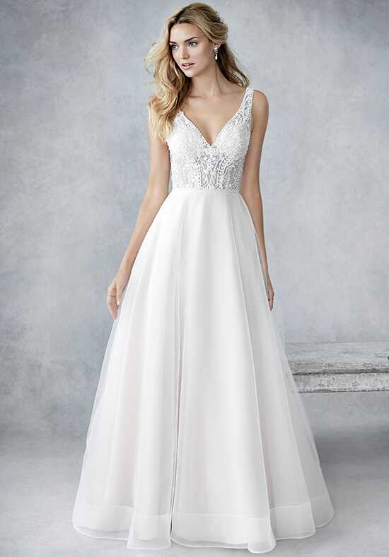 Kenneth Winston: Ella Rosa Collection BE430 A-Line Wedding Dress