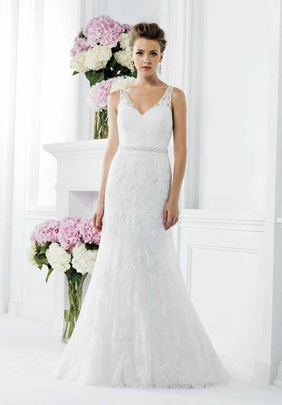 Jasmine Collection F161005 A-Line Wedding Dress