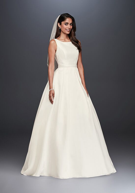 David's Bridal WG3879 Ball Gown Wedding Dress