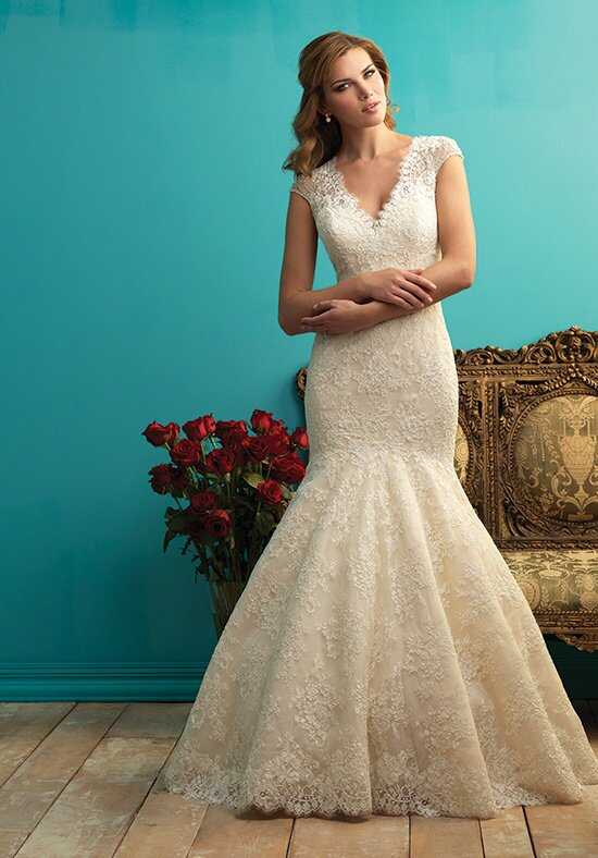 Allure Bridals 9255 Mermaid Wedding Dress