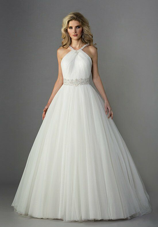 Jasmine Collection F161058 Ball Gown Wedding Dress