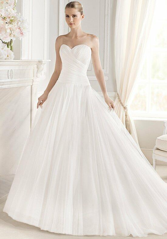 La sposa esilda wedding dress the knot for La sposa wedding dress price