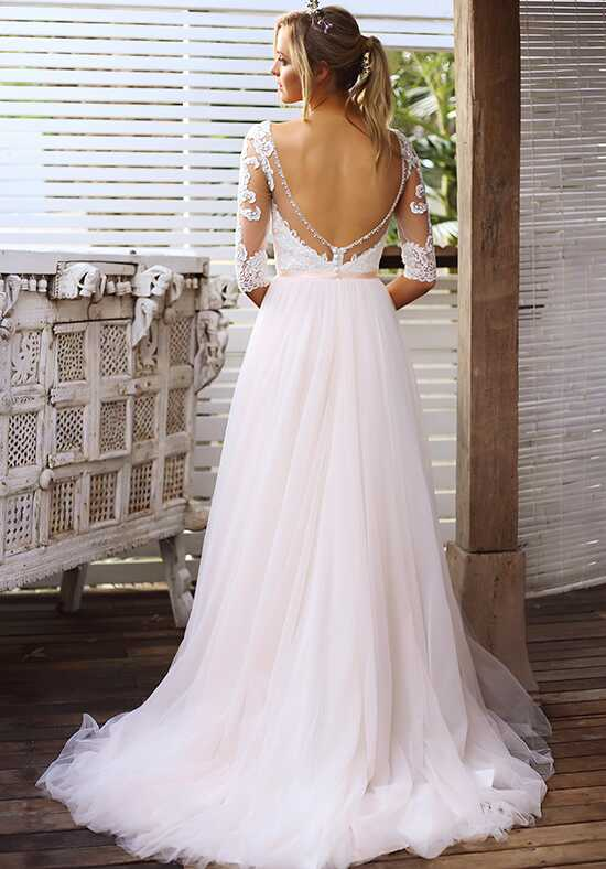 Mia Solano ML6117 A-Line Wedding Dress