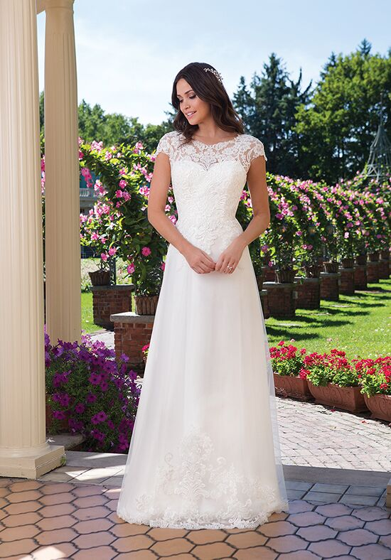 Sincerity Bridal 3914 A-Line Wedding Dress