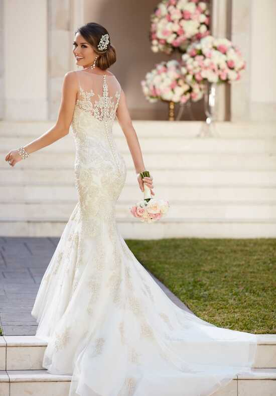 Stella York 6298 Mermaid Wedding Dress