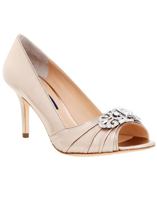 Nina Bridal Wedding Accessories Verity_Blush Pink Shoe