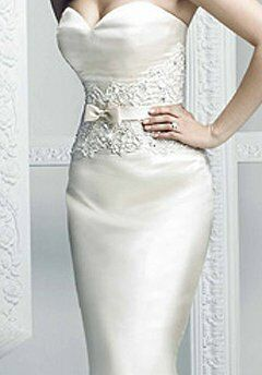 Simone Carvalli 7151 Mermaid Wedding Dress