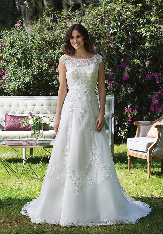Sincerity Bridal 3954 A-Line Wedding Dress