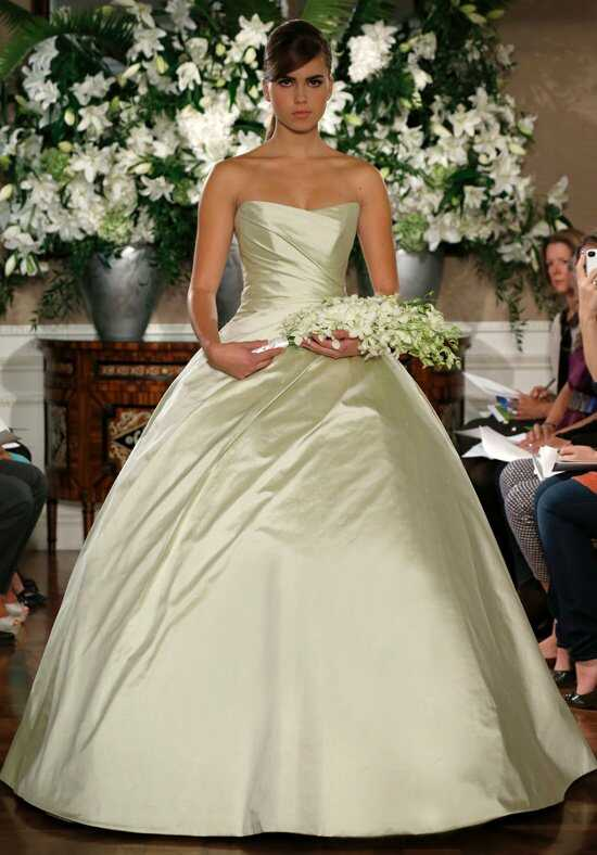 Romona Keveza Collection RK359 Ball Gown Wedding Dress
